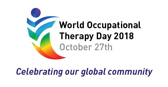 World Occupational Therapy Day 2018 is October 27th